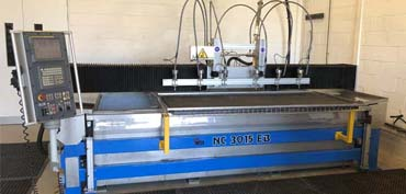 Used Water Jet Sweden NC3015EB